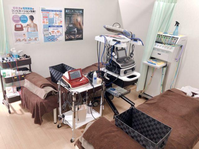 腰痛や肩こり自律神経失調症に特化した最新の治療が受けられる上尾市のふじの整骨鍼灸院